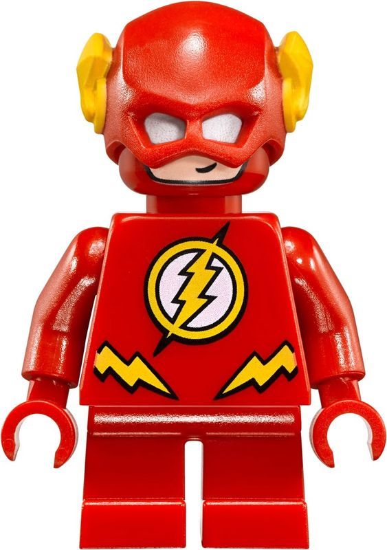 Mighty Micros: The Flash™ vs. Captain Cold™ minifigures