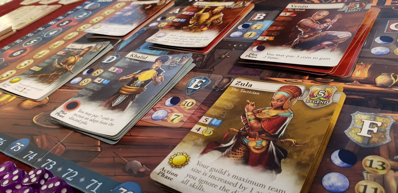 Guild Master gameplay