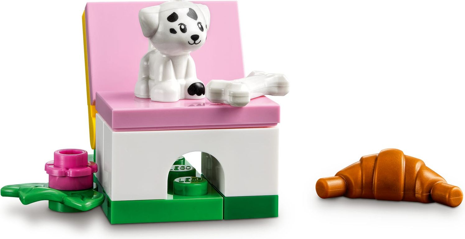 LEGO® Friends Olivia's Electric Car components