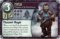 Summoner Wars: Piclo's Magic Reinforcement Pack Piclo card