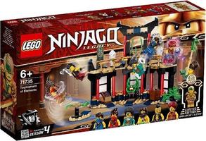 LEGO® Ninjago Tournament of Elements