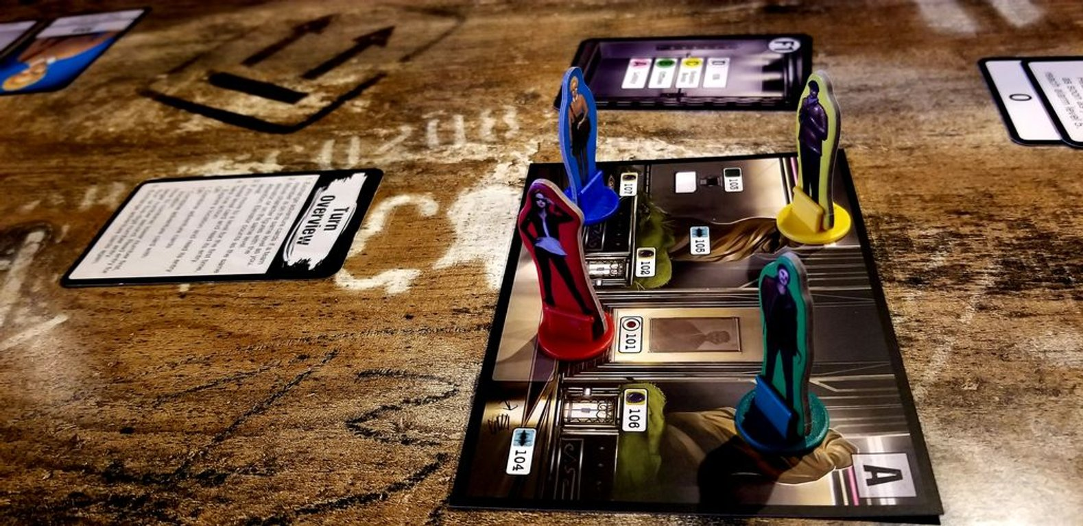 Adventure Games: Monochrome Inc. gameplay