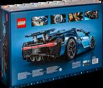 LEGO® Technic Bugatti Chiron back of the box