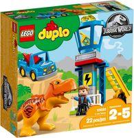 LEGO® DUPLO® T. rex Tower