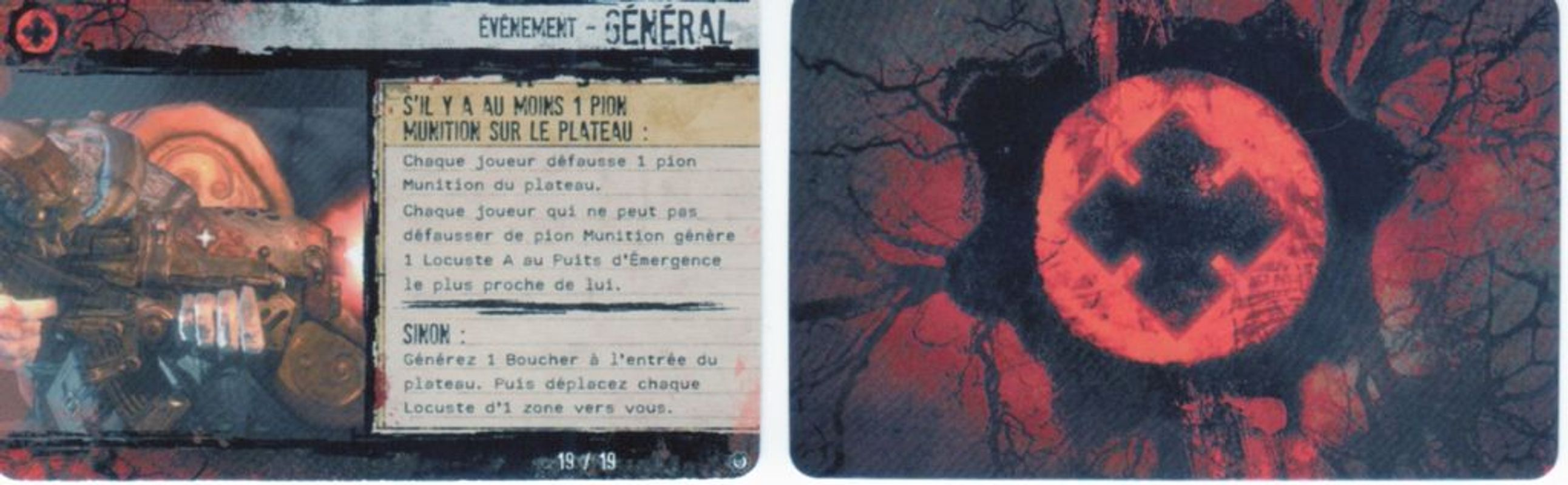 Gears of War: Mission Pack 1 cards