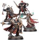 Warhammer Underworlds: Direchasm – Khagra's Ravagers miniatures