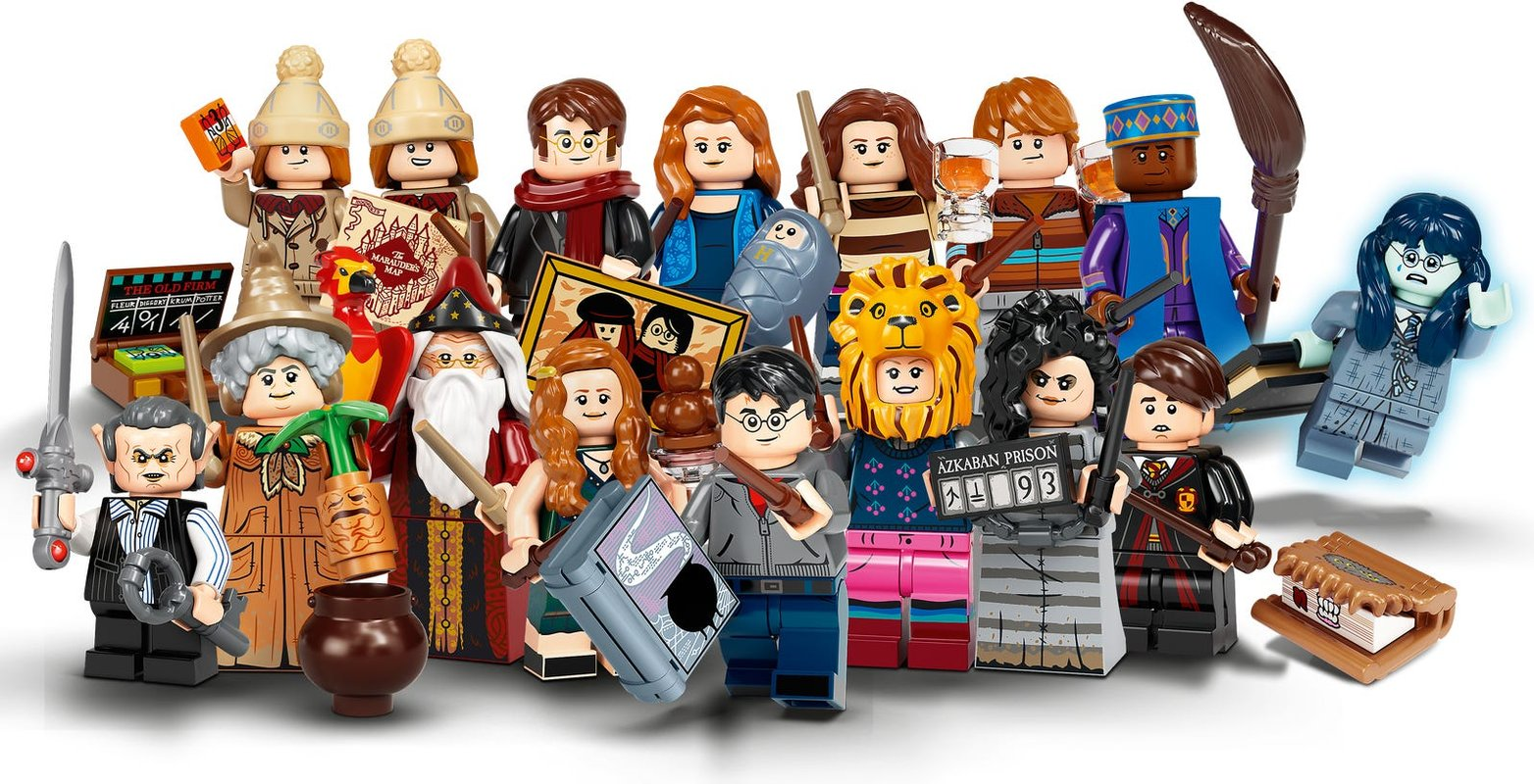 Harry Potter™ Series 2 minifigures