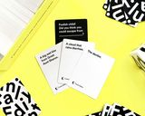 Cards Against Humanity: Family Edition cards