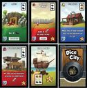 Dice City cards