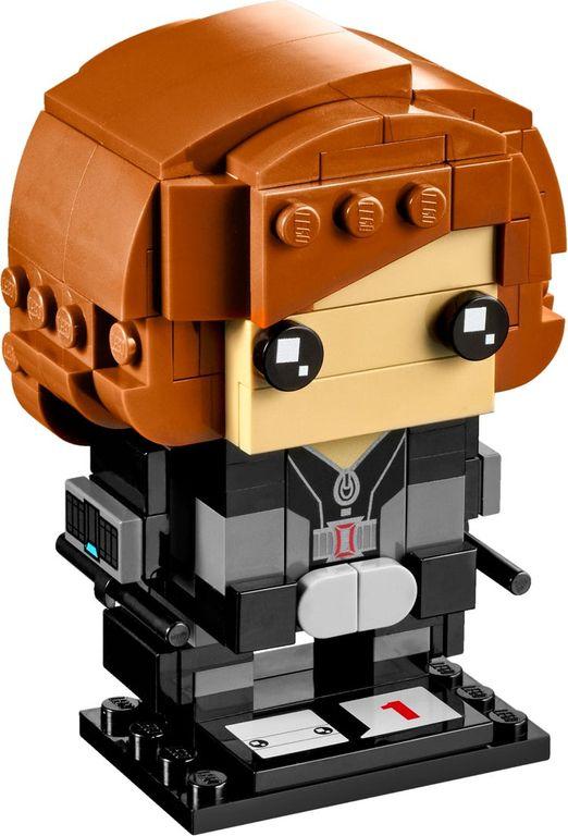 LEGO® BrickHeadz™ Black Widow components