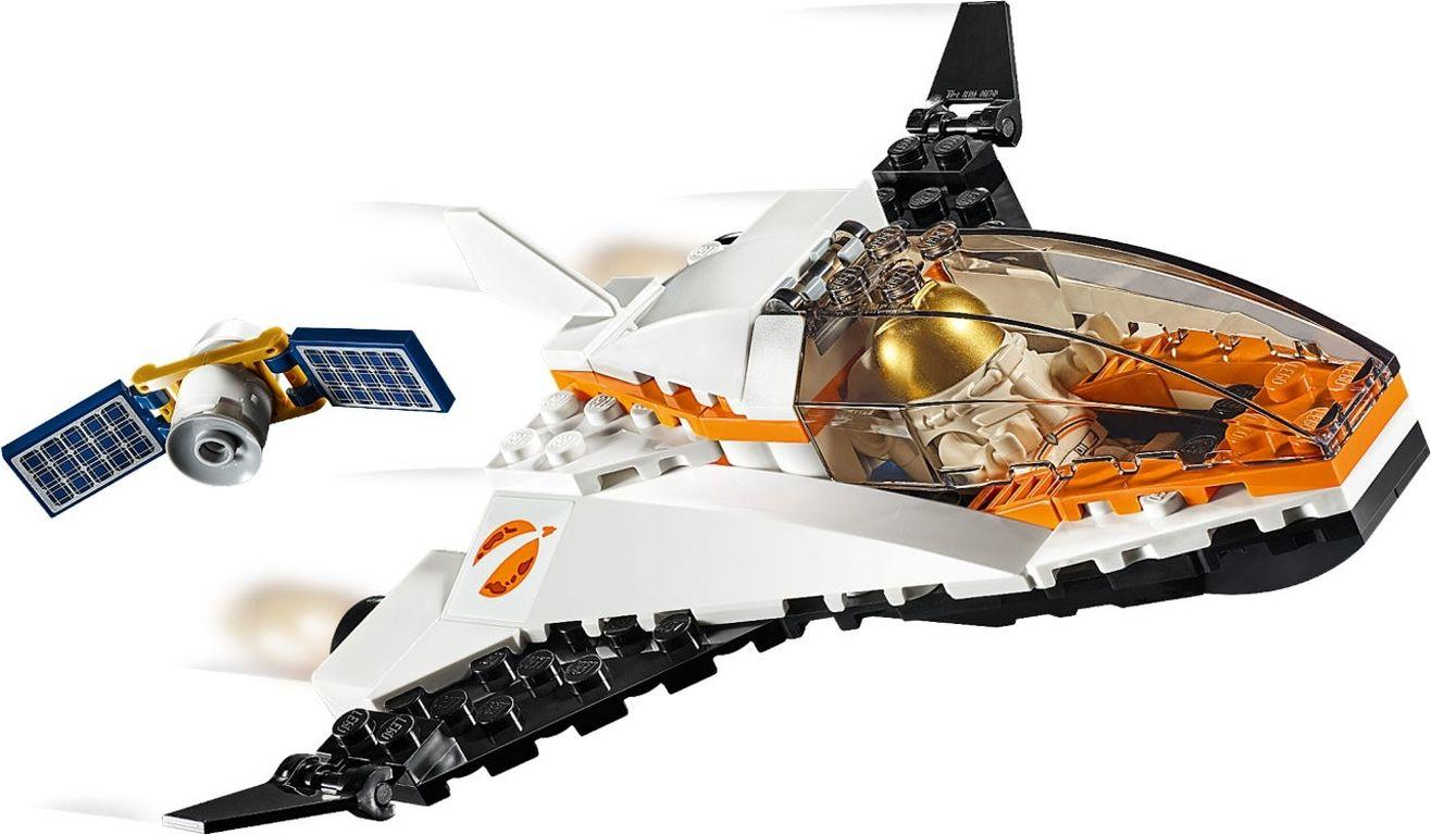 LEGO® City Satallite Service Mission gameplay