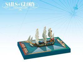 Sails of Glory Ship Pack: HMS Swan 1767 / HMS Fairy 1778