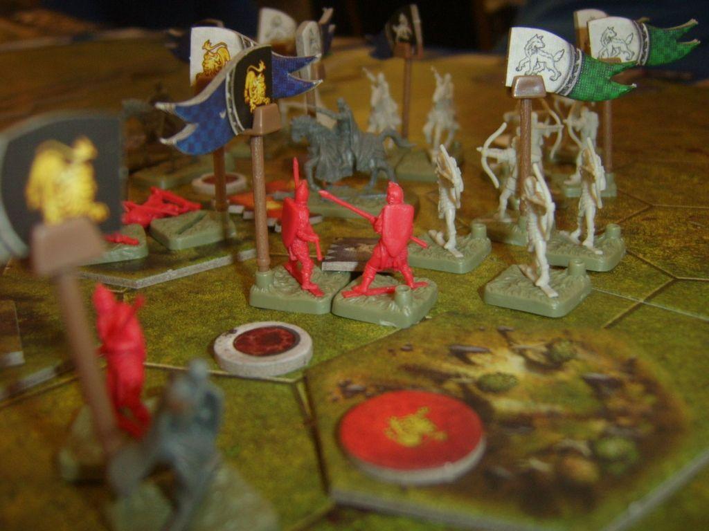 Battles of Westeros gameplay