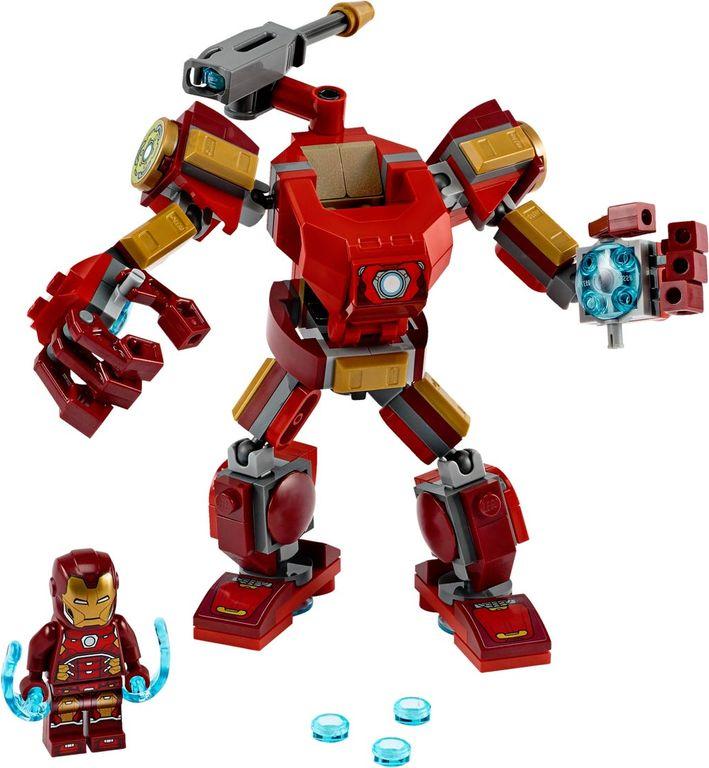 Iron Man Mech components
