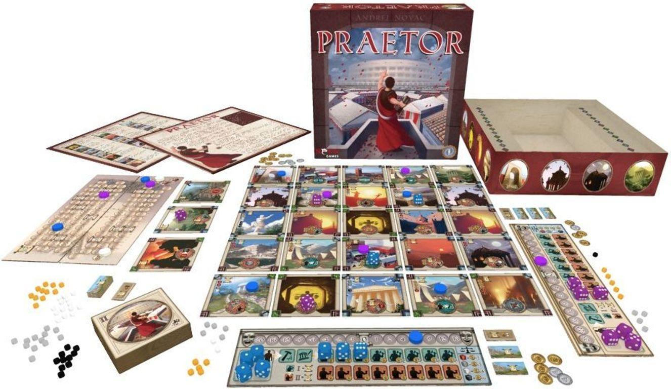 Praetor components