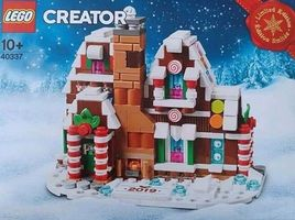 LEGO® Creator Expert Mini Gingerbread House