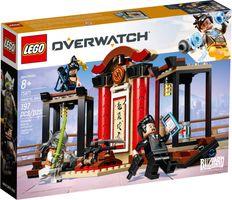 LEGO® Overwatch Hanzo vs. Genji