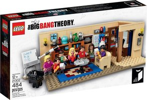 LEGO® Ideas The Big Bang Theory