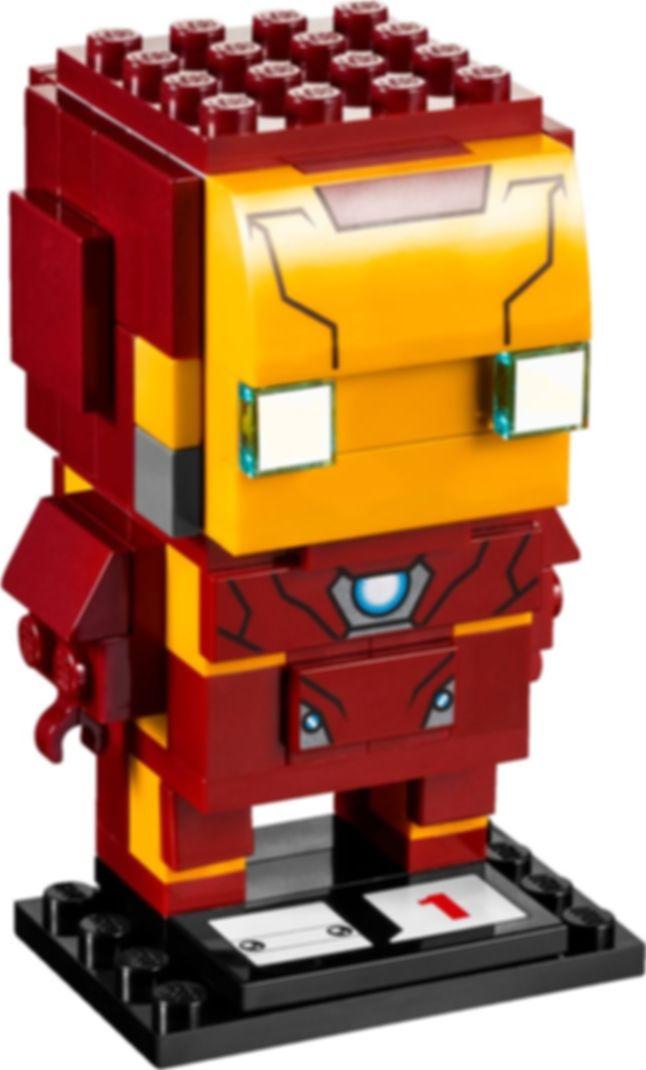 LEGO® BrickHeadz™ Iron Man components