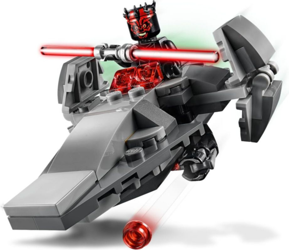 LEGO® Star Wars Sith Infiltrator™ Microfighter gameplay