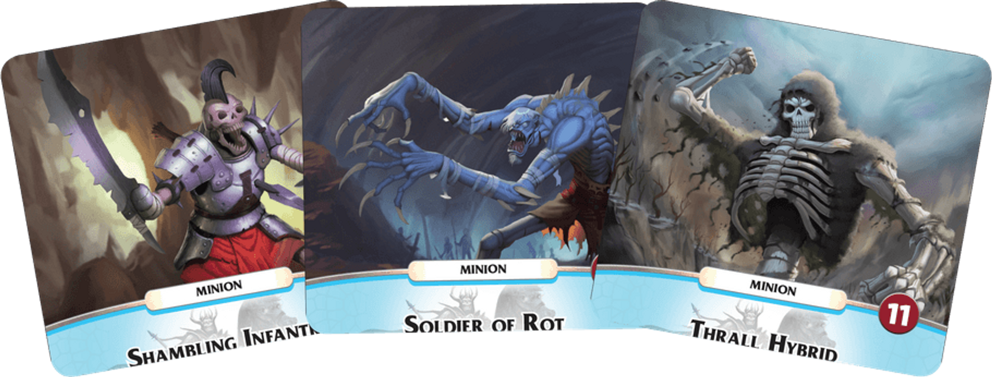 Aeon's End: Outcasts monster cards