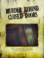 Sherlock Holmes Consulting Detective: Murder Behind Closed Doors