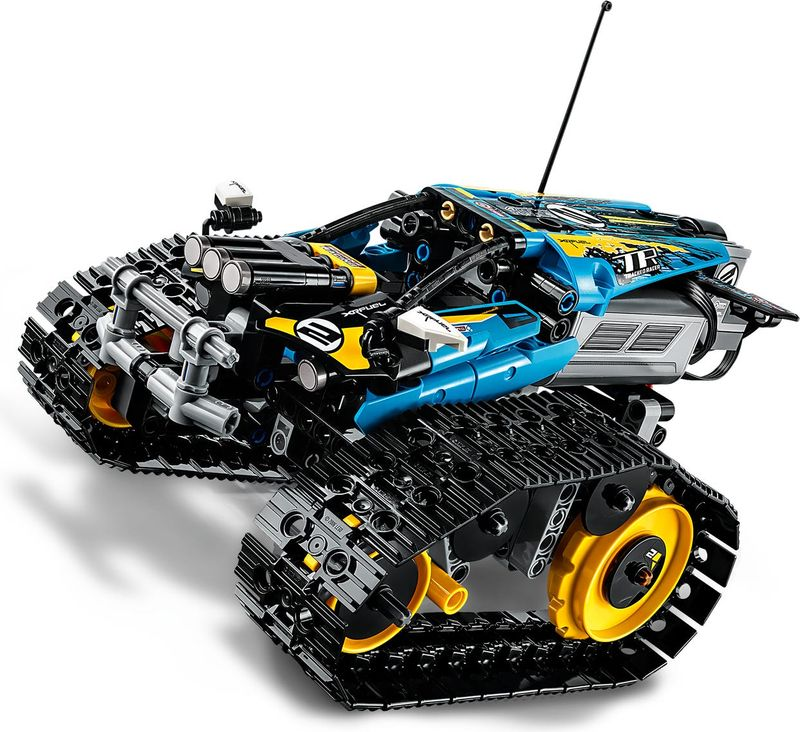 Remote-Controlled Stunt Racer components