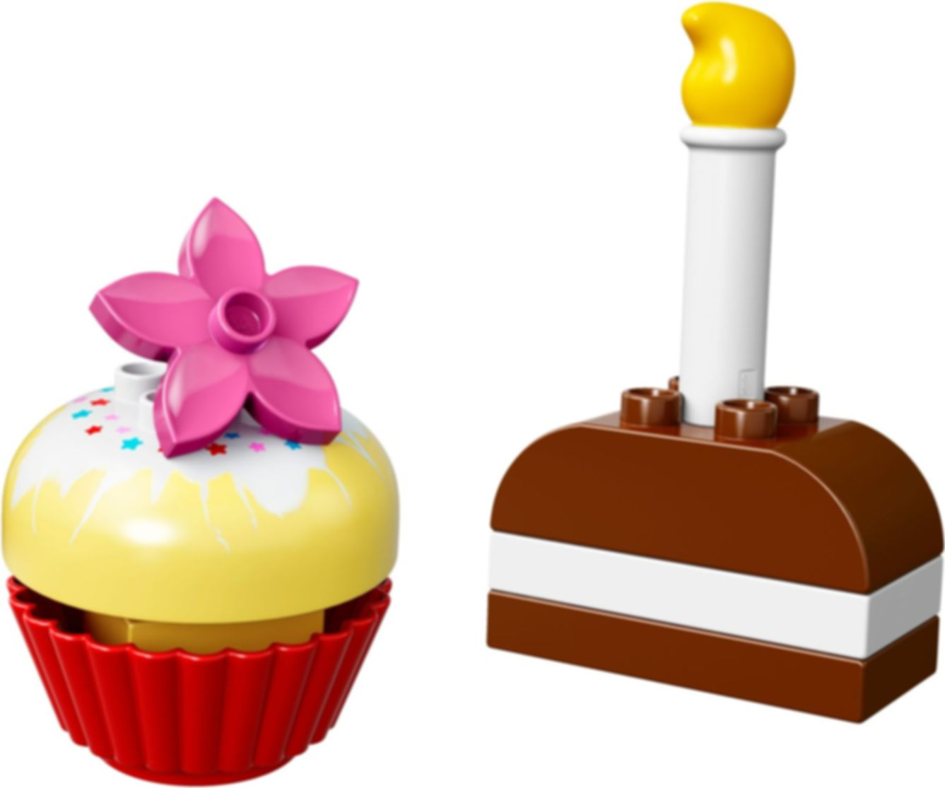 LEGO® DUPLO® My First Cakes components