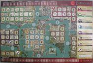 Dominare game board