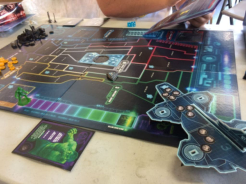 Risk: Marvel Cinematic Universe gameplay