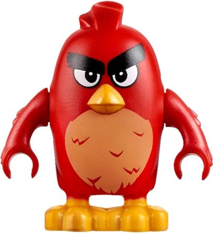 LEGO® Angry Birds Pig City Teardown minifigures