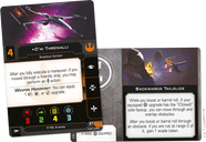 Star Wars: X-Wing (Second Edition) – Heralds of Hope Squadron Pack cards