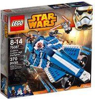 LEGO® Star Wars Anakin's Custom Jedi Starfighter