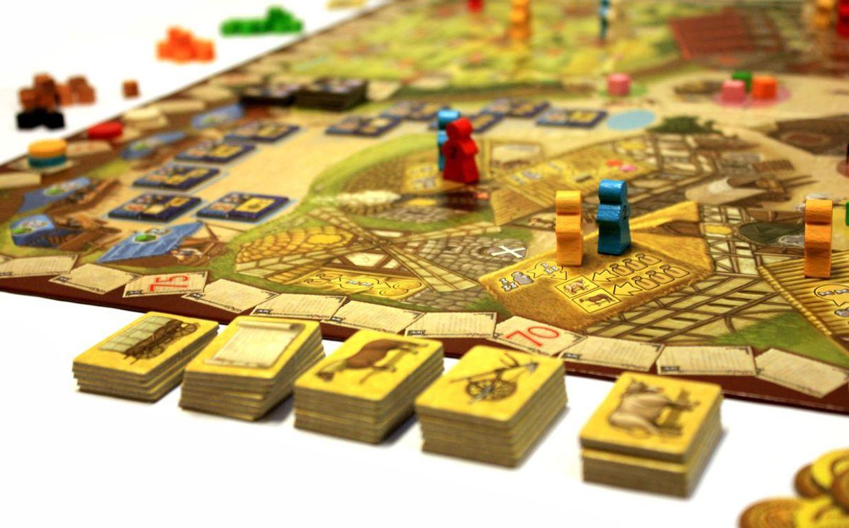 Village gameplay