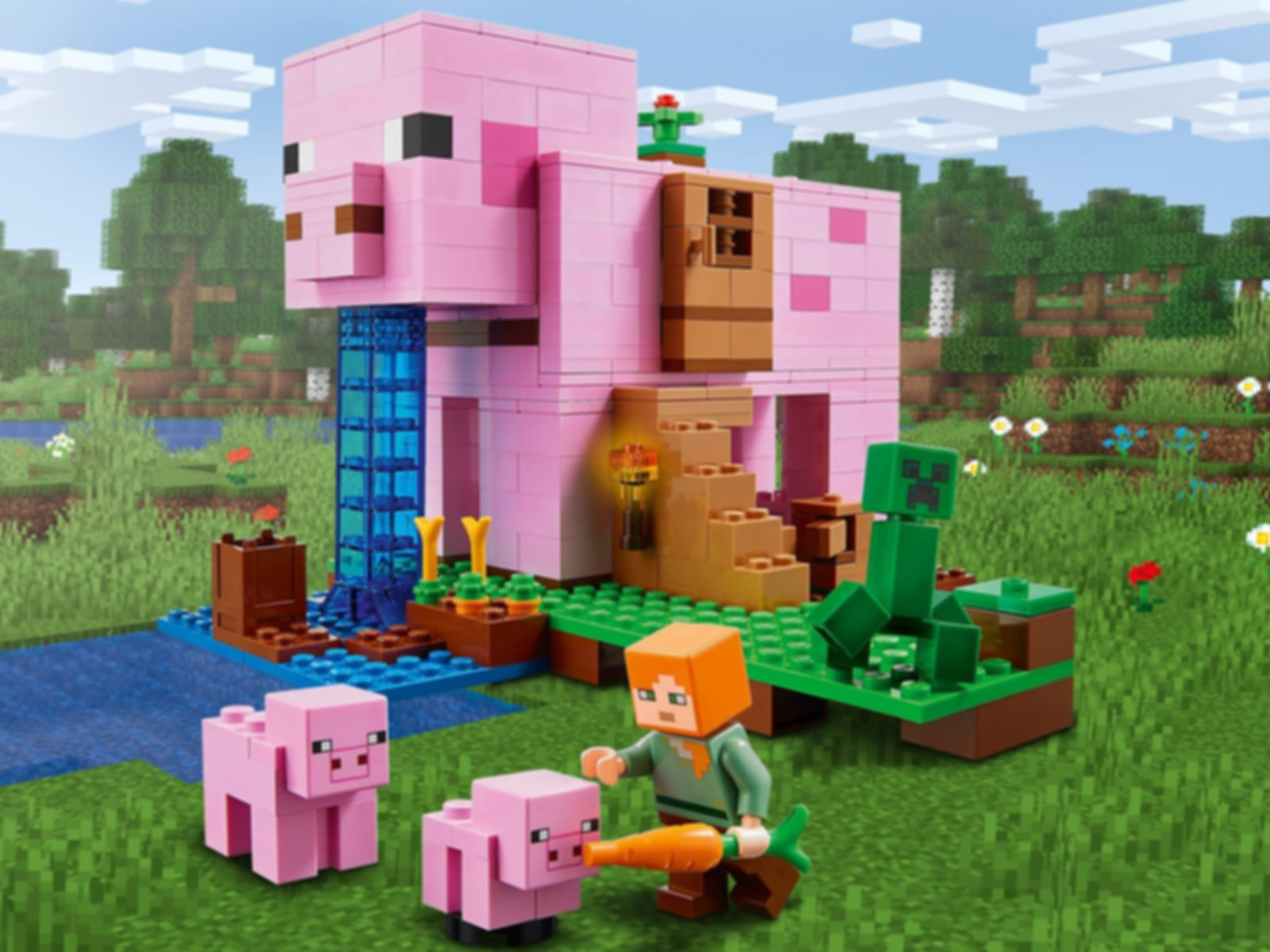 The Pig House gameplay