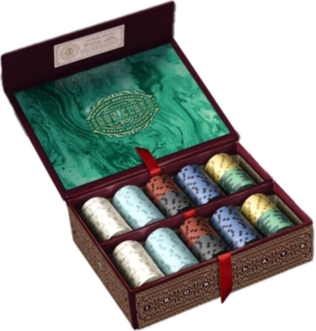 Brass: Iron Clays (Luxury Edition) box