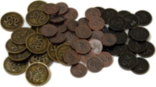Sword & Sorcery: Metal Crowns coins