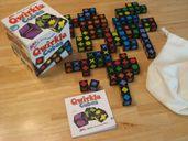 Qwirkle Cubes components