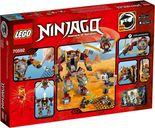 LEGO® Ninjago Salvage M.E.C. back of the box