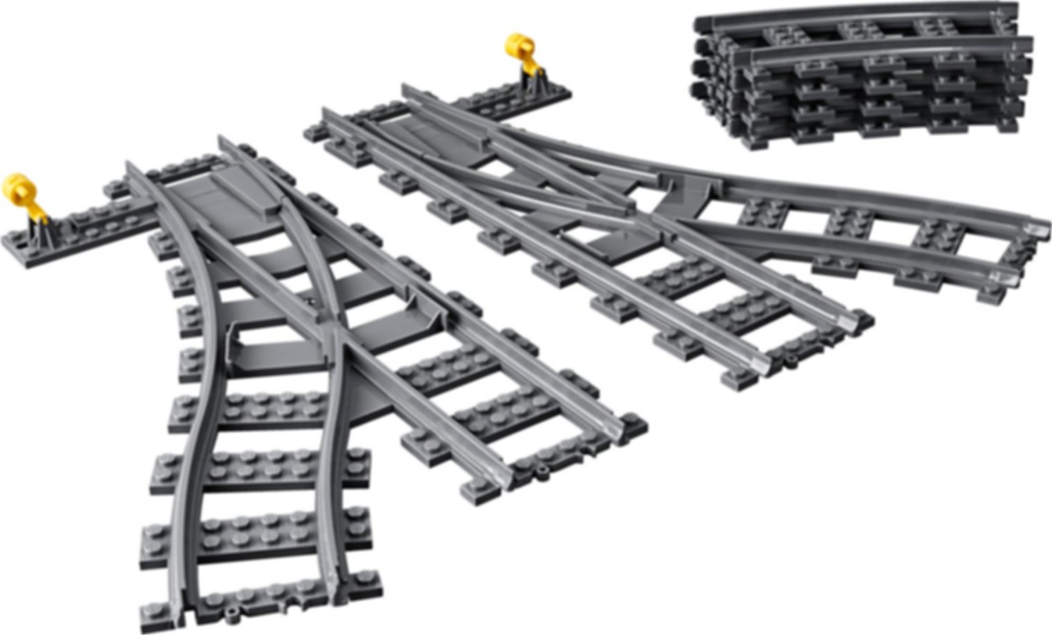 Switch Tracks components