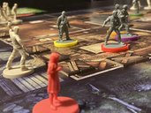 Night of the Living Dead: A Zombicide Game miniatures