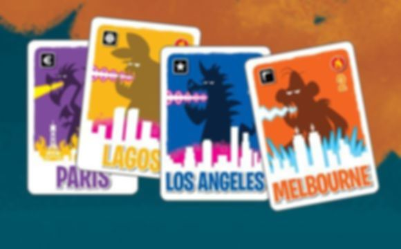 RARRR!! cards