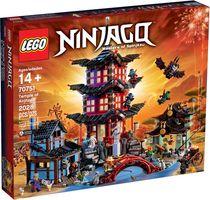 LEGO® Ninjago Temple of Airjitzu