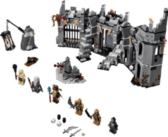 Battle of Dol Guldur components