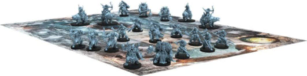 Hall of the Orc King components